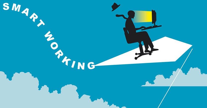 Come risparmiare con lo smart working