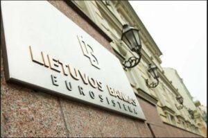 banca centrale della lituania