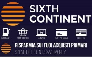 come funziona Sixthcontinent